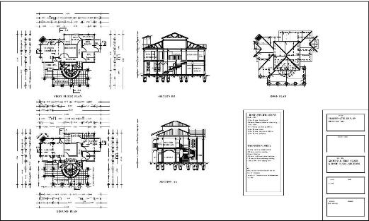 Kraal-ground plan